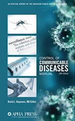 Control of Communicable Diseases Manual (Control of Communicable Diseases Manual Paper Ed)