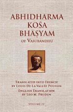 Abhidharmakosabhasyam of Vasubandhu (nr. 4)