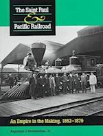 Saint Paul & Pacific Railroad af Augustus Veenendaal