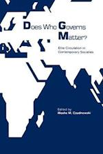 Does Who Governs Matter? (International Yearbook for Studies of Leaders and Leadership)