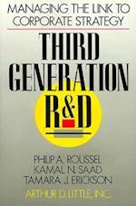 Third Generation R & D