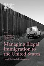 Managing Illegal Immigration to the United States af John Whitley, Alden Edward, Bryan Roberts