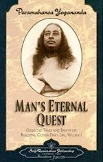 Man's Eternal Quest (nr. 1)