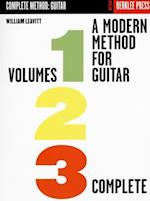 Modern Method for Guitar