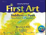 First Art for Toddlers and Twos af MaryAnn F. Kohl