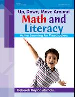 Up, Down, Move Around - Math and Literacy (Up Down Move Around)