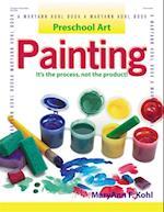Preschool Art: Painting