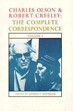 Complete Correspondence af Charles Olson