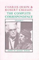 Complete Correspondence 9 af Charles Olson