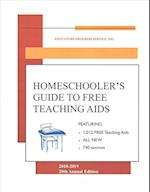 Homeschooler's Guide to Free Teaching Aids 2018-2019 (Homeschooler's Guide to Free Teaching Aids)