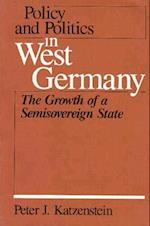 Policy and Politics in West Germany