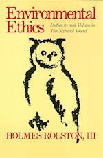 Environmental Ethics (Ethics & Action S)