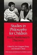 Studies in Philosophy for Children