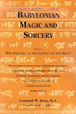 Babylonian Magic and Sorcery af L. W. King