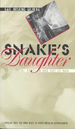Snake's Daughter (Singular Lives : The Iowa Series in North American Autobiography)