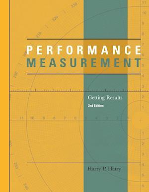 Bog, paperback Performance Measurement af Harry P. Hatry