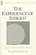 The Experience of Insight af Joseph Goldstein