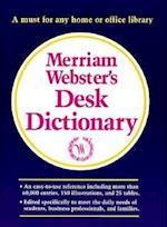 Merriam-Webster's Desk Dictionary