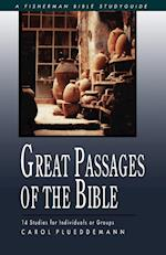 Great Passages of the Bible (Fisherman Bible Studyguides)