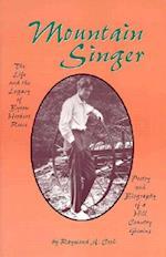 Mountain Singer af Raymond Cook