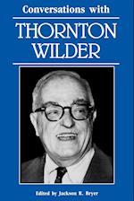 Conversations with Thornton Wilder (Literary Conversations)