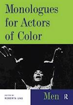 Monologues for Actors of Color (A theatre arts book)