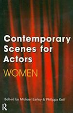 Contemporary Scenes for Actors (Theatre Arts Routledge Paperback)