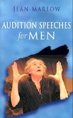 Audition Speeches for Men (Theatre Arts Routledge Paperback)