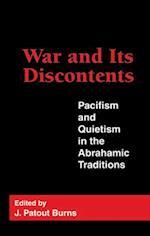 War and Its Discontents (War and Its Discontents)