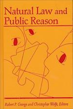 Natural Law and Public Reason (Natural Law and Public Reason)