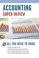 Accounting Super Review (Super Reviews; All You Need to Know)