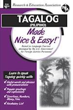 Tagalog (Pilipino) Made Nice & Easy! (Languages Made Nice & Easy)