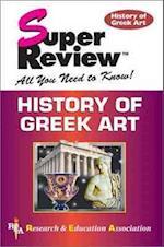 History Greek Art (Super Review)