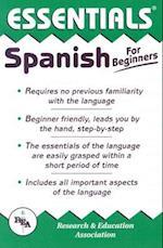 Ess Spanish for Beginners Pb