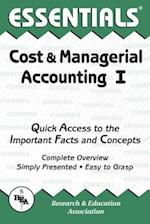 Cost & Managerial Accounting I Essentials (Essentials Study Guides, nr. 1)