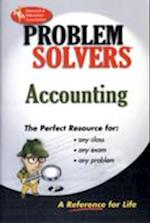 Accounting Problem Solver (Rea's Problem Solvers)