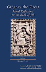 Moral Reflections on the Book of Job, Volume 4 (Books 17-22) (Cistercian Studies, nr. 259)