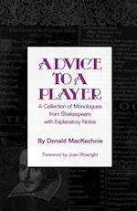 ( Hal Leonard Pub) Advice to a Player