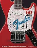 60 Years of Fender af Tony Bacon