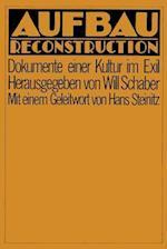 Aufbau Reconstruction