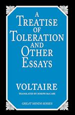 A Treatise on Toleration and Other Essays af Voltaire, Joseph Mccabe