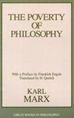 The Poverty of Philosophy (Great Books in Philosophy)