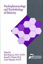 Psychopharmacology and Psychobiology of Ethnicity (PROGRESS IN PSYCHIATRY)