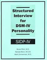 Structured Interview for DSM-IV Personality (SIDP-IV)