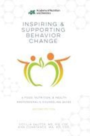 Bog, paperback Inspiring and Supporting Behavior Change af Cecilia Sauter