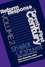 Reform Responsa for the Twenty-First Century Volume 2