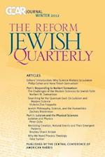 Ccar Journal, the Reform Jewish Quarterly Winter 2012