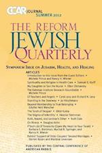 Ccar Journal, the Reform Jewish Quarterly Summer 2012