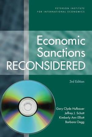 Economic Sanctions Reconsidered [With CDROM]