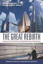 The Great Rebirth af Anders Aslund